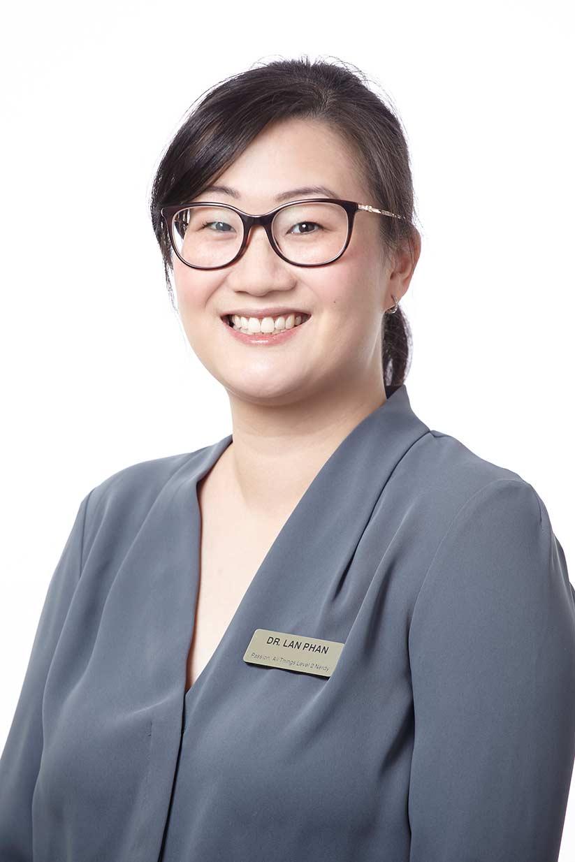 Dr. Lan Pham