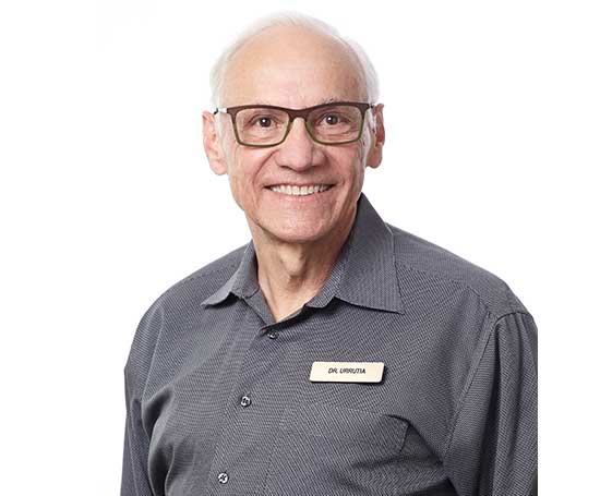 Dr. Eduardo Urrutia