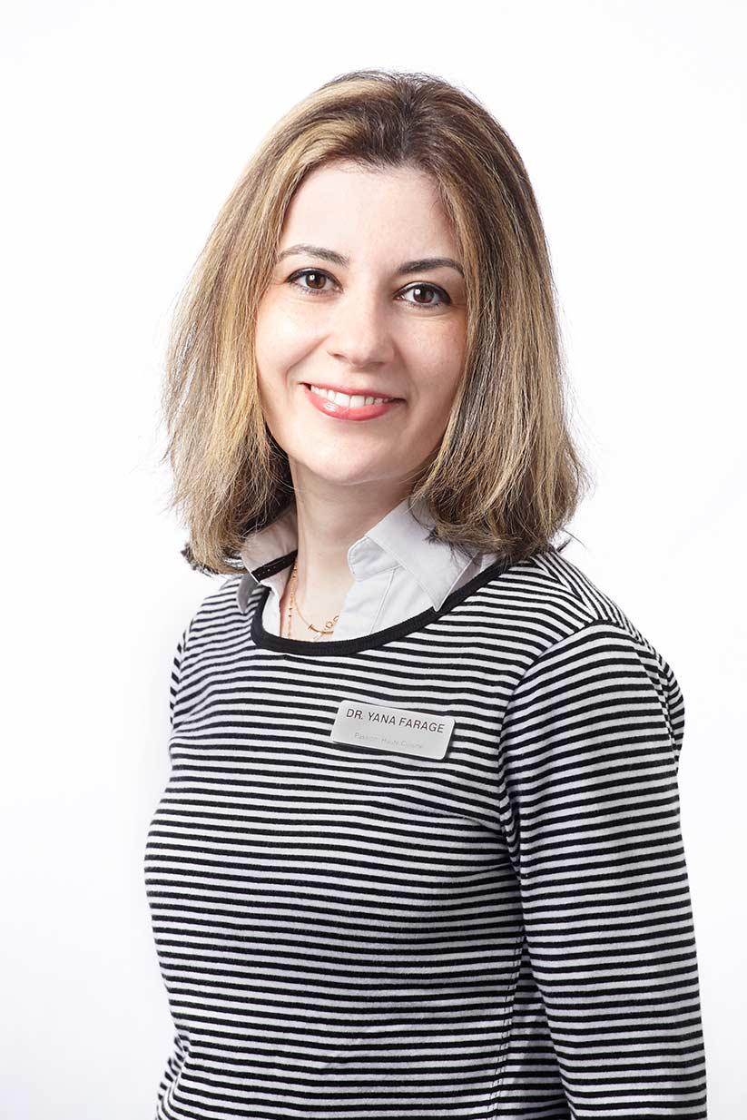 Dr. Yana Farage