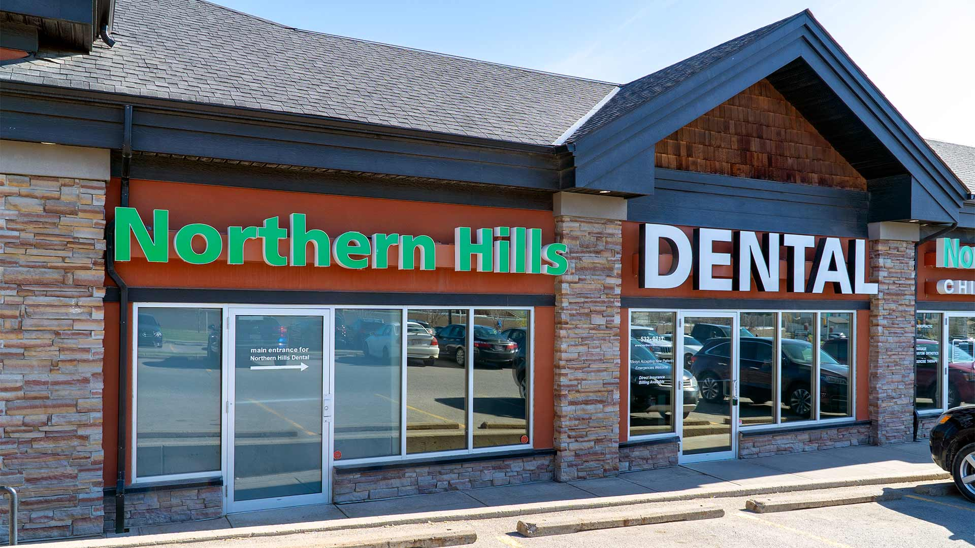 Northern Hills Dental Exterior