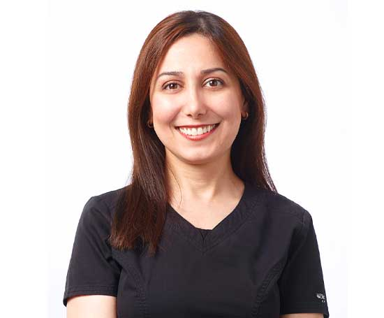 Dr. Leila Akbarihamed   North Calgary Dentist   Northern Hills Dental